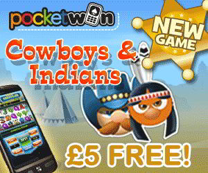 PocketWin Cowboys & Indians