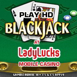 LadyLucks Mobile Blackjack