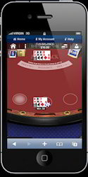 Mobile Casino Blackjack