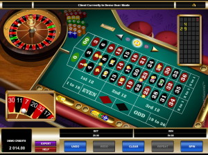 Jackpot City Roulette