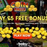Top Casino Slot Game | Get Coinfalls £505 Bonus!