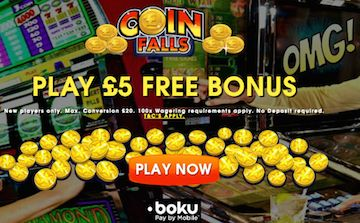 UK Top Casino Slot leikur Bónus