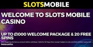 Casino Bonuses Welcome