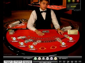 Blackjack Casino - Live Dealer