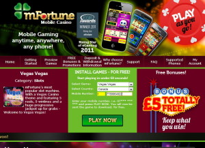 New Mobile Casino FREE Bonus Offer!