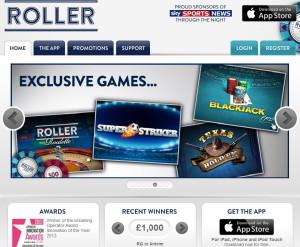 Roller Online Mobile Casino