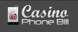Mobile Casino Deposit by Phone Bill SMS BT casinophonebill_com