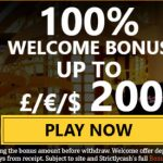 Strictly Slots | Best of Online Gaming | Get Deposit Signup Bonuses!