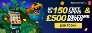 free spins casino bonus offer