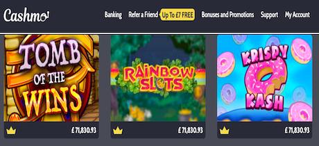 Top Casino Site Games